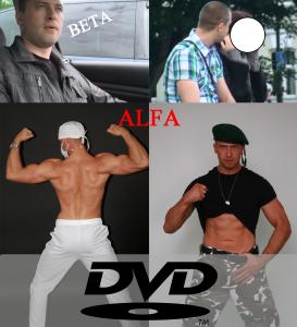 Kestutis pries ir po Alfa Vyras  mokymu