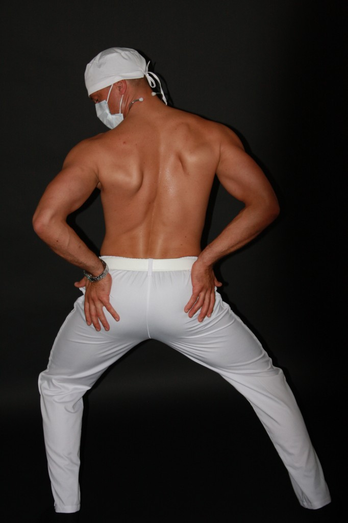 Striptizo šokėjas Kestutis