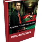 knyga alfa vyro poziuris i santykius