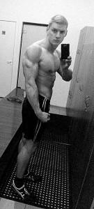 Asmeninis fitneso treneris vilniuje Algirdas Blogis