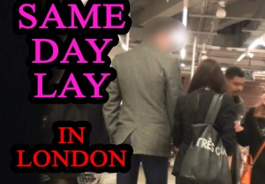 same day lay london